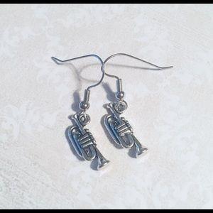 Jewelry - 🎺Trumpet Earrings🎺